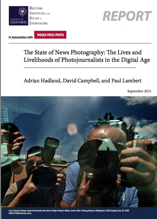 El fotoperiodismo en la era digital (1/4)